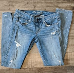 3 for $20 American Eagle Skinny Jeans Size 6